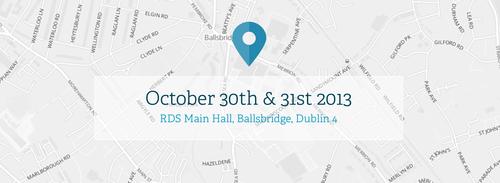 Web Summit en Dublín, 30 y 31 de octubre