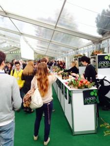 El Food Summit fue sensacional, con una degustación de la mejor comida y bebida irlandesa