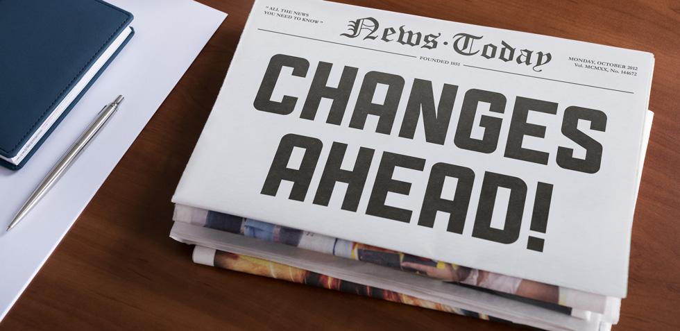 Cambios constantes e incertidumbre son dos constantes en el periodismo de los últimos 25 años.