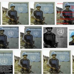 La foto de UNinvolved in Peace es falsa