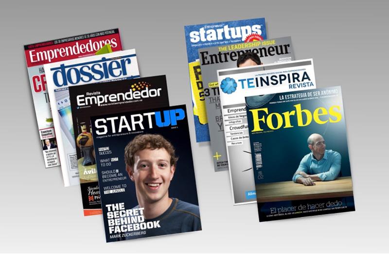 Revistas para emprendedores