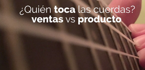 ¿Quién es más importante, el comercial o el ingeniero de producto?