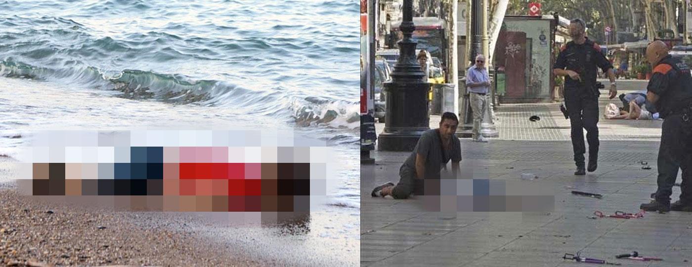 De periodismo, yihadismo, ética y miedo; una reflexión sobre el Atentado en Las Ramblas