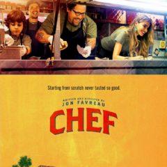 Chef, una película hecha para promocionar Twitter