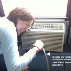 #MoodyoNYC: El aire acondicionado que quería volar
