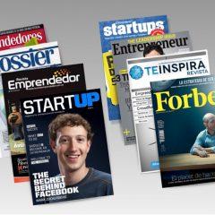 Revistas básicas que los emprendedores deben leer