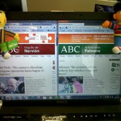 Una breve historia sobre mi paso por ABC de Sevilla