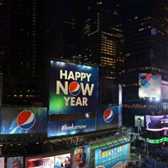 #MoodyoNYC: Times Square y la publicidad interactiva